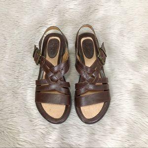 BOC By Born Tavira Sandals Slingback Strappy